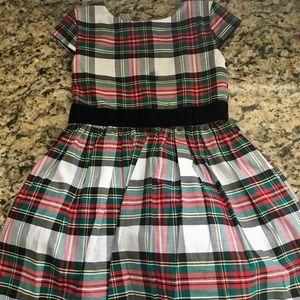 Carter's Tartan Holiday Dress